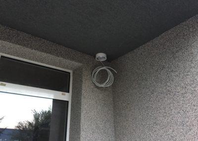 Podložka pre IP kameru