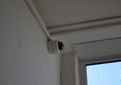 Kamera typu DOME